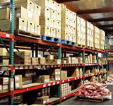 Food storage and warehousing